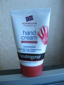 Neutrogena Hand Cream Concentrated - туба