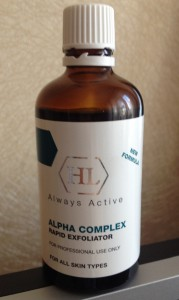 Holy Land ALPHA COMPLEX Rapid Exfoliator - флакон