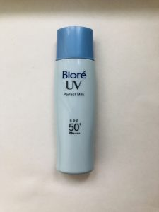 Туба Biore UV Perfect Milk SPF 50+ PA++++